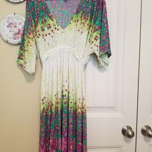 Dolman Style Dress
